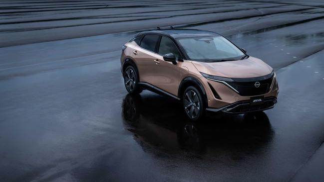 Nissan Ariya: así es el Qashqai eléctrico
