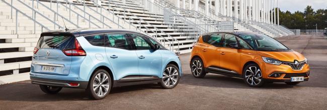Renault Scénic y Grand Scénic 2017: primera prueba