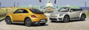 Fotos de la prueba del VW Beetle Dune