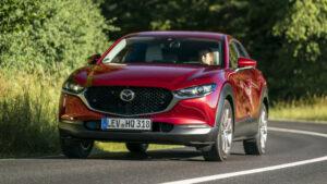 Nuevas fotos del Mazda CX-30