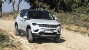 Fotos de la prueba del Jeep Compass 2.0 MJ 4WD