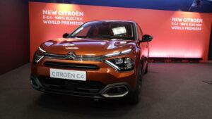 Fotos: Citroën C4 y ë-C4 2021
