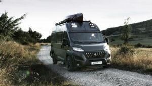 Fotos del Peugeot Boxer 4×4 Concept