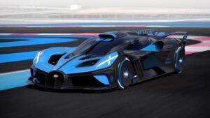 Fotos: Bugatti Bolide 2020