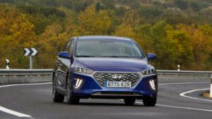 Fotos: Prueba del Hyundai Ioniq Hybrid