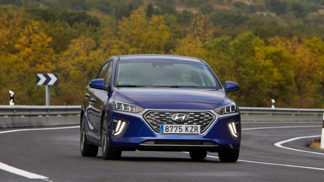 Hyundai IONIQ Híbrido en oferta, desde 20.990 euros