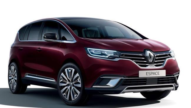 Renault Espace 2021: menos potencia para cumplir las normas anticontaminación