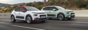 Fotos de la prueba del Citroën C3 en Barcelona