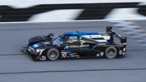Fotos de la victoria de Alonso en Daytona