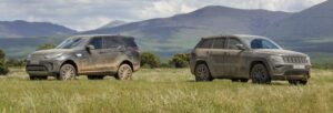 Jeep Grand Cherokee vs Land Rover Discovery