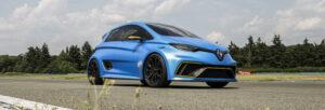 Fotos del Renault ZOE e-Sport Concept