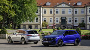 Fotos: Volkswagen Touareg R y eHybrid 2020