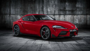 Fotos del Toyota Supra 2019