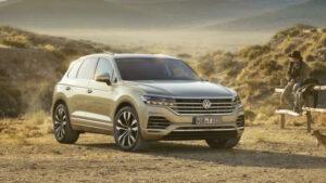 Fotos del Volkswagen Touareg 2018