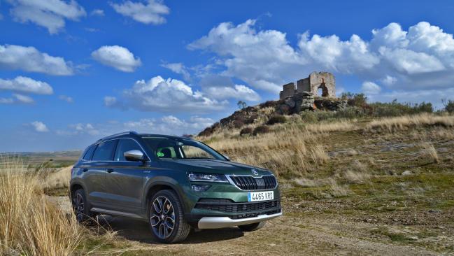 Ruta de castillos en Segovia y un pinar sin horizonte