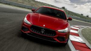 Fotos: Maserati Ghibli Trofeo 2020