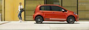 Fotos de la prueba del Volkswagen Up! 2016