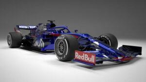 Fotos del Toro Rosso STR14 2019