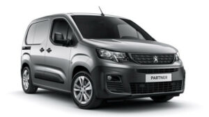 Fotos del nuevo Peugeot Partner