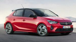 Fotos: Opel Corsa GS Line
