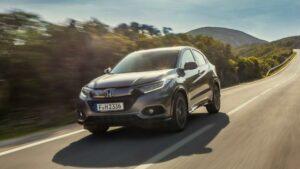 Fotos del Honda HR-V Sport