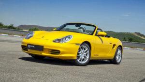 Fotos del Porsche Boxster 1996 – 2004