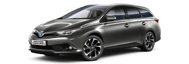 Ya disponible en España el Toyota Auris 2016: Estos son sus precios