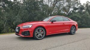 Fotos: Prueba del Audi S5 Coupé 2021