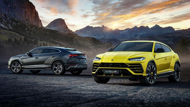 Fotos: Los Lamborghini con nombre taurino