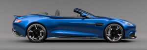 Fotos del Aston Martin Vanquish S Volante