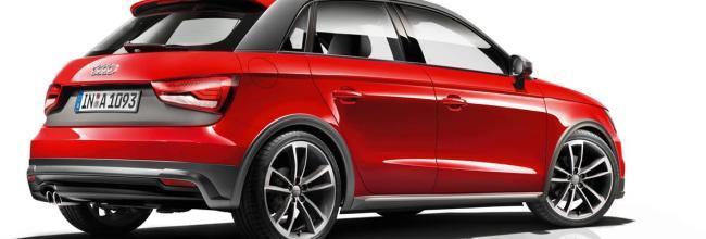 Audi lanza el Active Kit para el A1