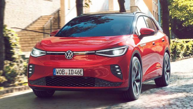 Volkswagen ID.4 GTX: llega la versión deportiva con 299 CV y 480 km de autonomía