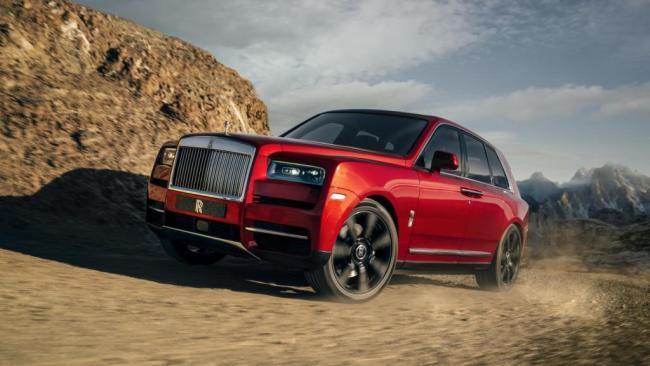 Rolls-Royce Cullinan: así es el SUV más lujoso del mercado