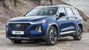 Fotos del Hyundai Santa Fe 2018