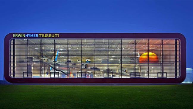 Hymer: Un museo de vanguardia para guardar la historia