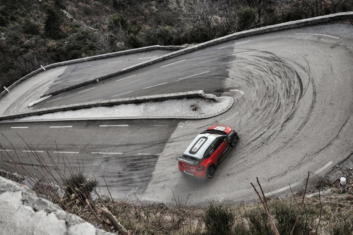 Desvelado el nuevo Citroën C3 WRC Concept