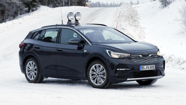 Volkswagen ID.4X: el próximo SUV 100% eléctrico al desnudo