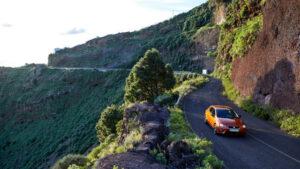 Fotos del Parque Nacional de la Caldera de Taburiente
