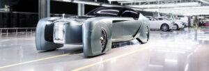 Fotos del Rolls-Royce VISION NEXT 100