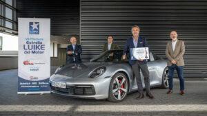 Porsche 911, Premio EVO al Superdeportivo más vendido a particulares