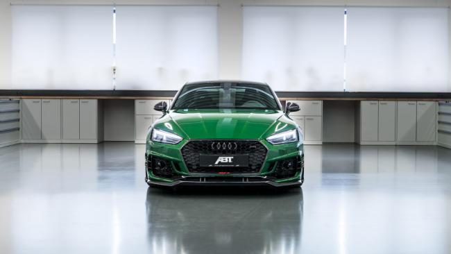 Audi RS5-R, la última creación de ABT