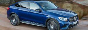 Mercedes GLC Coupé, el BMW X4 de Mercedes