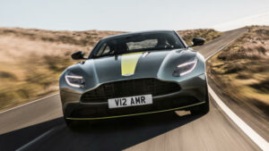 Fotos del Aston Martin DB11 AMR