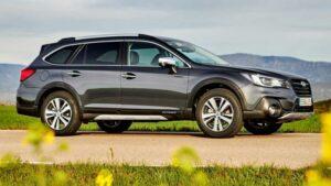 Fotos: Subaru Outback 2020 Silver Edition