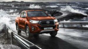 Fotos del Toyota Hilux Legend