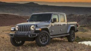 Fotos de todos los pick up de Jeep (1947-2020)