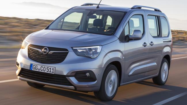 Fotos del Opel Combo Life