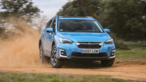 Fotos: Subaru XV Eco Hybrid