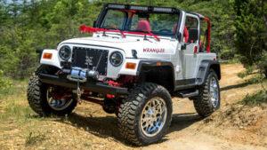 Fotos de preparaciones del Jeep Wrangler