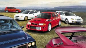 Fotos: Comparativa coches del Grupo A